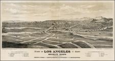 California Map By A.L. Bancroft & Co. / Eli Sheldon Glover