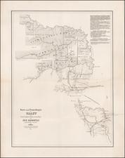 Texas Map By Hermann Willke