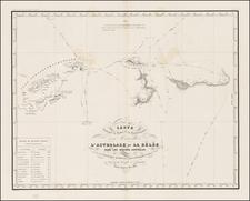 Polar Maps Map By Clement Adrien Vincendon Dumoulin