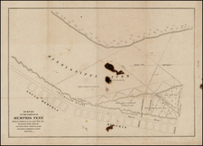 South Map By United States Dept. of the Navy