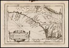 Southeast Map By John Speed
