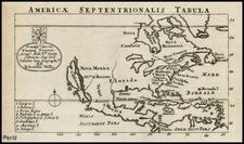 California Map By Edward Wells