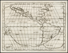 Polar Maps, North America, South America, Australia & Oceania, Pacific, Australia, Oceania and America Map By Katip Celebi