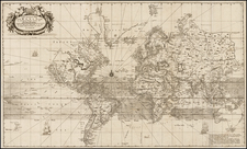 World and World Map By Samuel Thornton