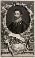 Portraits & People Map By Jacobus Houbraken
