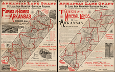 South Map By Woodward & Tiernan Printing Company