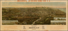 Mexico Map By Henry Wellge