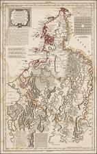 South America Map By Don Juan Lopez