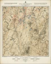 Mid-Atlantic Map By John B. Bachelder