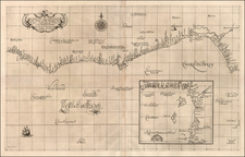 West Africa Map By Robert Dudley