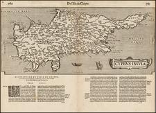 Balearic Islands Map By Francois De Belleforest