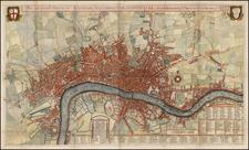 British Isles Map By Robert Morden / Christopher Browne / Philip Lea