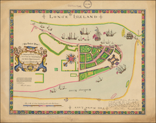 Map By Anonymous / Henry Dunreath Tyler