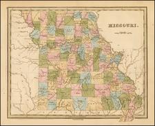 Plains Map By Thomas Gamaliel Bradford