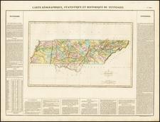 South Map By Jean Alexandre Buchon