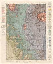 Plains and Rocky Mountains Map By U.S. Geological Survey