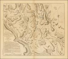 Mid-Atlantic Map By William Faden / John Hills