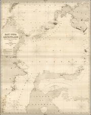 Southeast Asia and Philippines Map By James Imray & Son