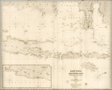 Southeast Asia and Other Islands Map By James Imray & Son
