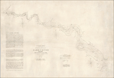 Mid-Atlantic and South Map By United States Coast Survey