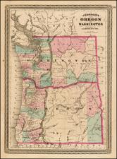 Map By Alvin Jewett Johnson