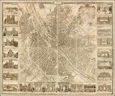 France Map By Jean Janvier