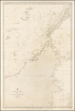 Southeast Asia and Other Islands Map By British Admiralty