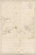 Indonesia and Other Islands Map By British Admiralty