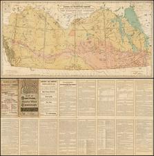 Canada Map By Hudson's Bay Company