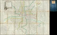 France and Paris and Île-de-France Map By Jacques Esnauts  &  Michel Rapilly