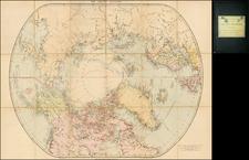 Polar Maps Map By Edward Stanford