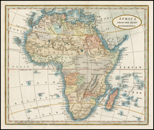 Africa and Africa Map By John Payne