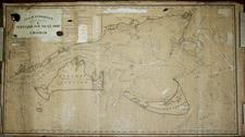 New England Map By George Eldridge