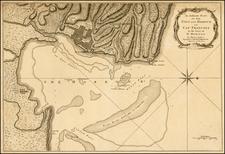 Caribbean Map By Thomas Jefferys