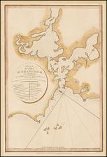 California Map By Jean Francois Galaup de La Perouse / G. Robinson