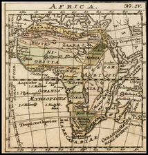 Africa and Africa Map By Anonymous