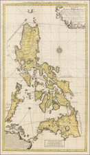 Philippines Map By Homann Heirs / George Maurice Lowitz