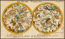 Celestial Maps Map By Pherotee De La Croix