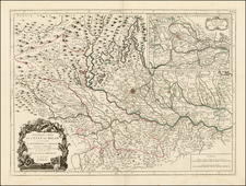 Italy and Northern Italy Map By Paolo Santini