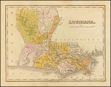 Louisiana By Anthony Finley