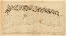 Atlantic Ocean, West Africa and African Islands, including Madagascar Map By Johannes II Van Keulen
