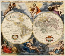 World and World Map By Arnold Colom