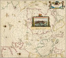 Scandinavia Map By Arnold Colom
