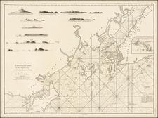Singapore, Indonesia and Malaysia Map By Jean-Baptiste-Nicolas-Denis d'Après de Mannevillette