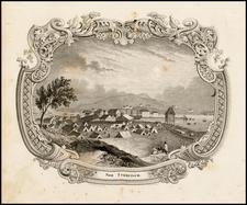 California Map By C.W.  Medau & Co.