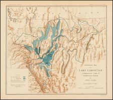 Map By U.S. Geological Survey