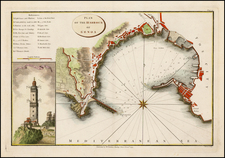 Northern Italy and Other Italian Cities Map By William Faden