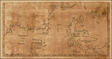 Southeast Asia, Philippines and Other Islands Map By Cipriano Bagay