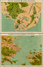 Brazil Map By Carlos Aenishanslin