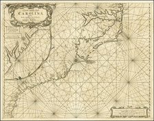 Southeast Map By Jacobus Robijn